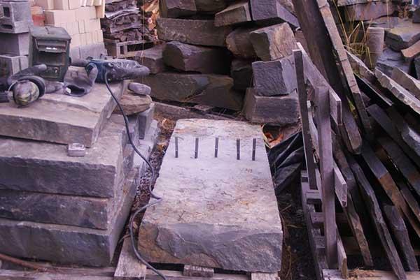 stone mason brick oven wood fired oven stone walls stone patios rock work lopez island san juan island orcas island