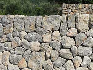 Stone rock walls stone mason lopez island san juan islands