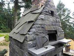 stone work stone mason wood fired oven lopez island orcasisland san juan island