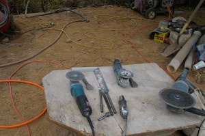 Stone mason rock work stone patios rock wall lopez island san juan islands (4)