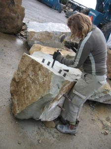 Stone mason rock work stone patios rock wall lopez island san juan islands (7)